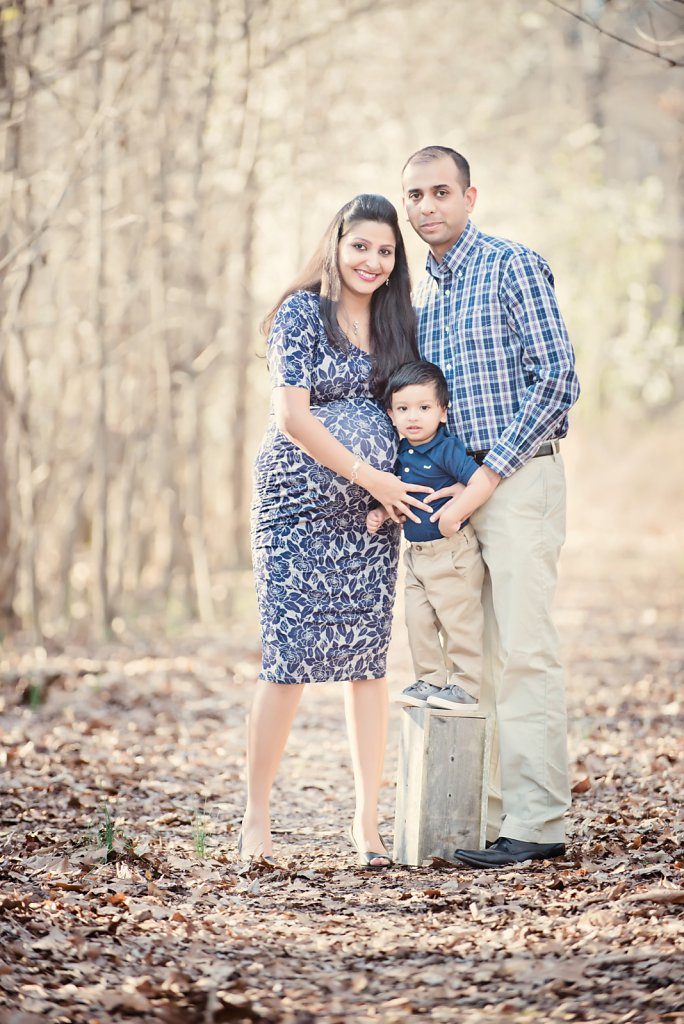 Aesha & Sameer - Maternity Shoot